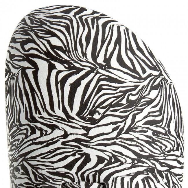 Slides BIRKENSTOCK Kay 0582596 Zebra Black