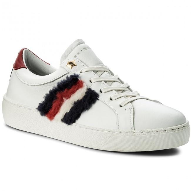 Venta Barata De La Nueva Llegada Envío Libre Barato Sneakers Tommy Hilfiger - Suzie 6zi Fw0fw01922 White 100 De Descuento En Línea Auténtica E6garNPt9