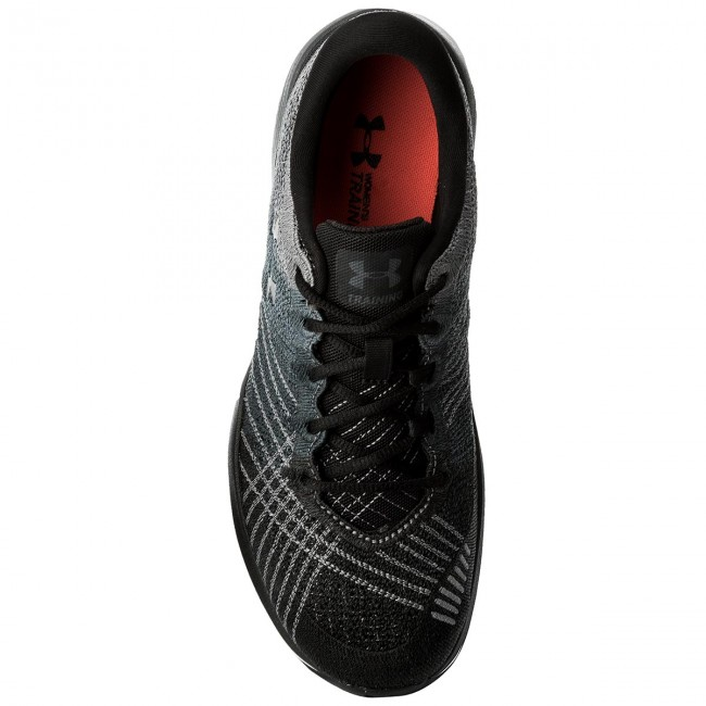 Schuhe UNDER ARMOUR Ua W Threadborne Push Tr 1296206 001 BlkStlSty