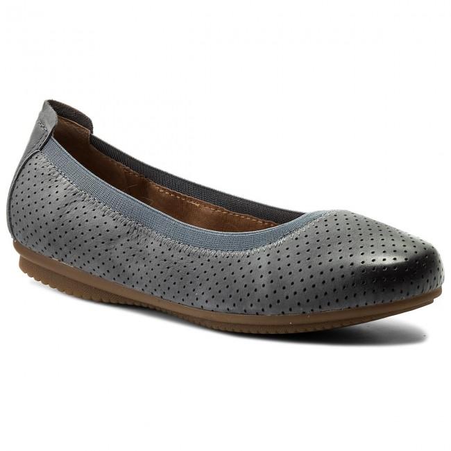 3a97a7e4652 Flats JOSEF SEIBEL - Pippa 51 72951 558 540 Jeans - Ballerina shoes ...