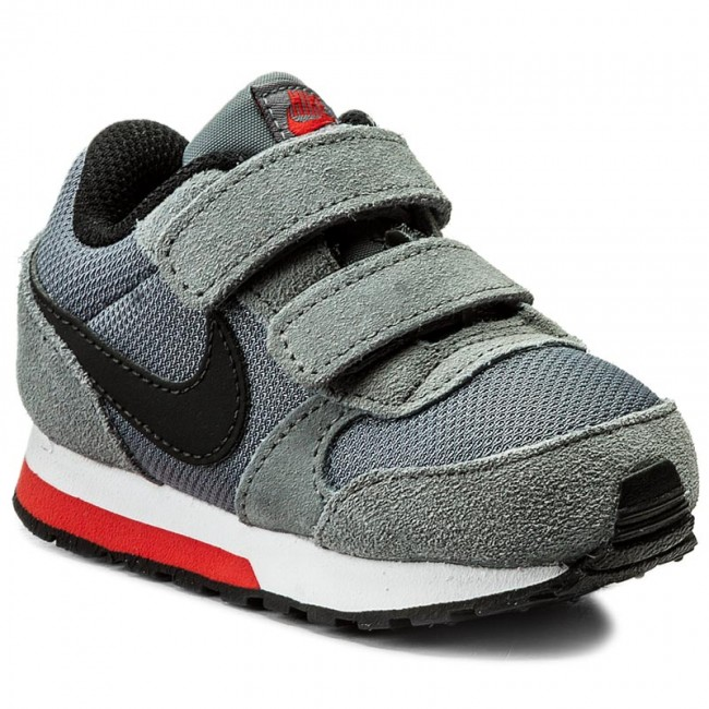 Shoes NIKE - Md Runner 2 (Tdv) 806255 006 Cool Grey Black Max Orange ... 5f5d41090c8