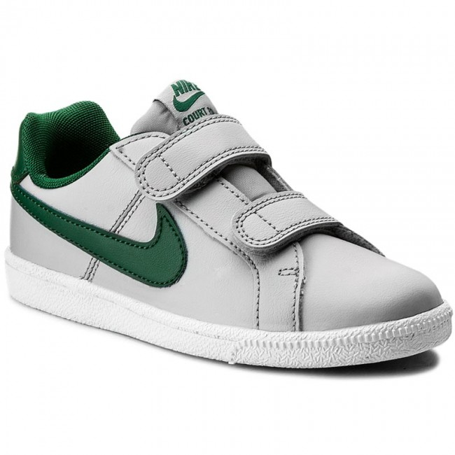 db877a9aab6b Shoes NIKE - Court Royale (Psv) 833536 003 Wolf Grey Gorge Green ...