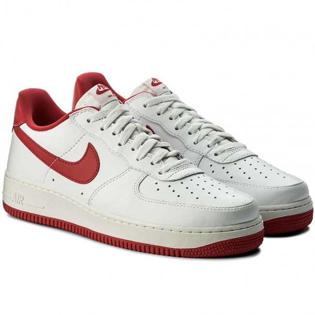 new arrival ac49f fea1a ... ireland shoes nike air force 1 low retro 845053 100 summit white  university red sneakers low