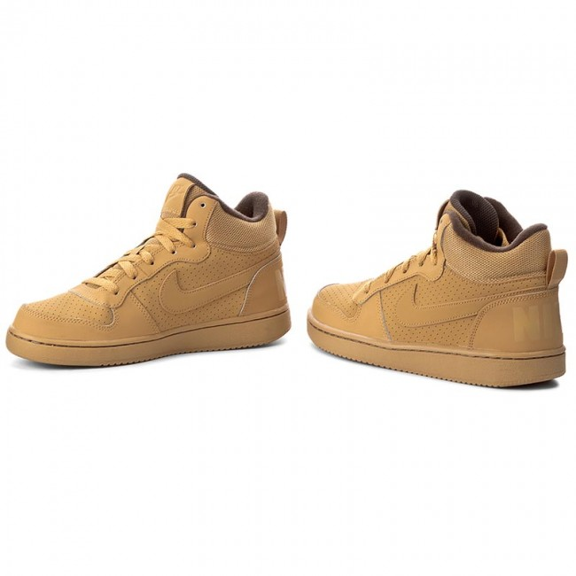 da70c433601d Shoes NIKE - Court Borough Mid (GS) 839977 700 Haystack Haystack ...
