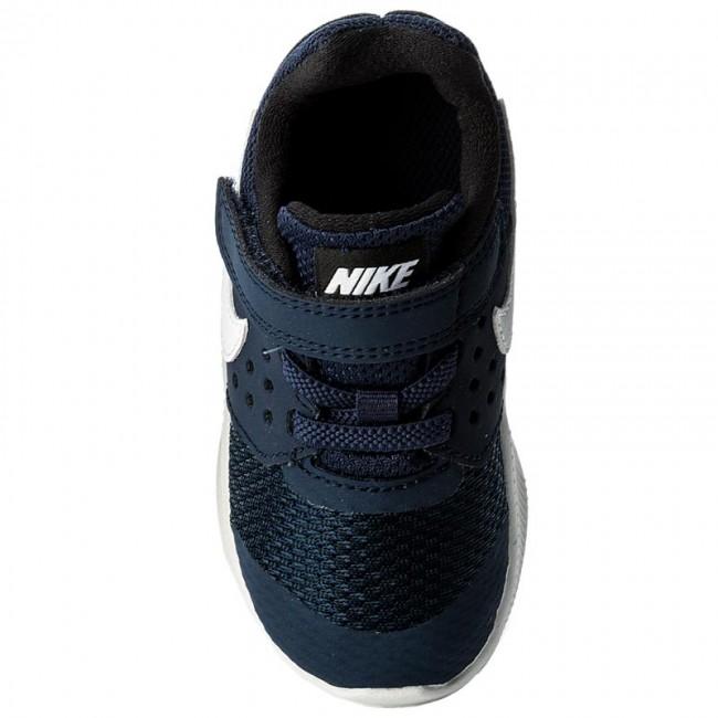 c9131502475b Shoes NIKE - Downshifter 7 (Tdv) 869974 400 Midnight Navy White - Velcro -  Low shoes - Boy - Kids  shoes - www.efootwear.eu
