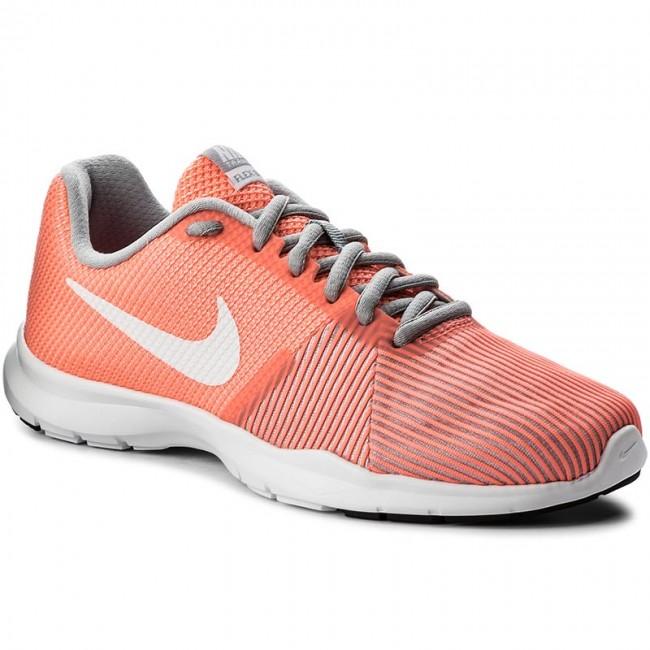 Women s Nike Flex Bijoux Shoes Sz 9 athletic training Peachy Pink 881863  600 NEW c9818b4c0