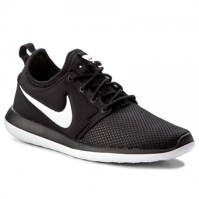 Shoes NIKE - Roshe Two (GS) 844653 005 Black/White