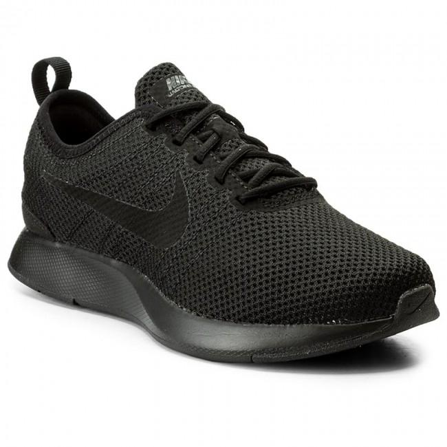 3648c81f8c73 Shoes NIKE - Dualtone Racer (Gs) 917648 002 Black Black Black ...