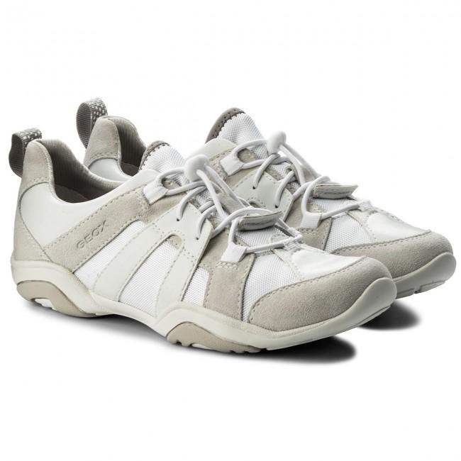 Shoes GEOX D Arrow C D5220C 0BC14 C1000 White