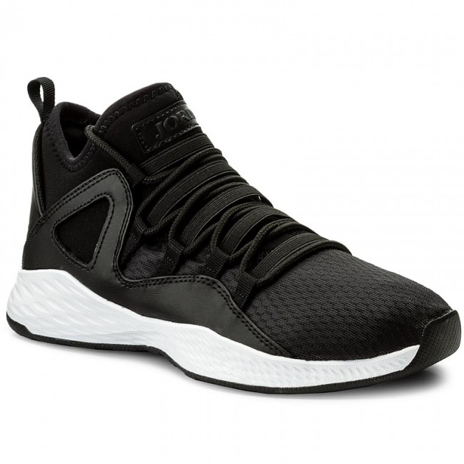 Shoes NIKE - Jordan Formula 23 Bg 881468 031 Black/Black/White