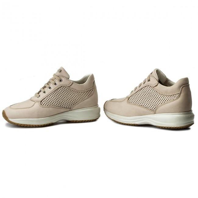 Sneakers GEOX - D Happy A D5262A 00085 C5016 Beige 5Y0Xqo