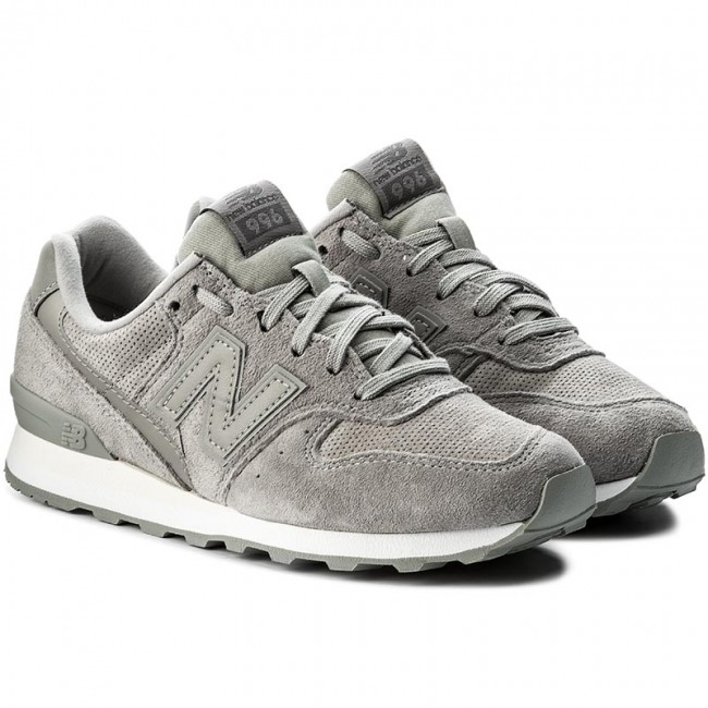 Sneakers NEW BALANCE WR996WPG Szary