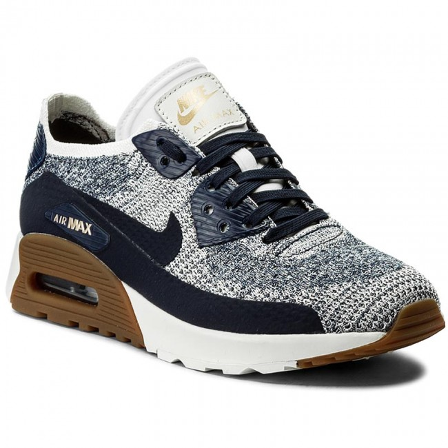 new style 4b85f f17b2 Shoes NIKE - W Air Max 90 Ultra 2.0 Flyknit 881109 400 Colle