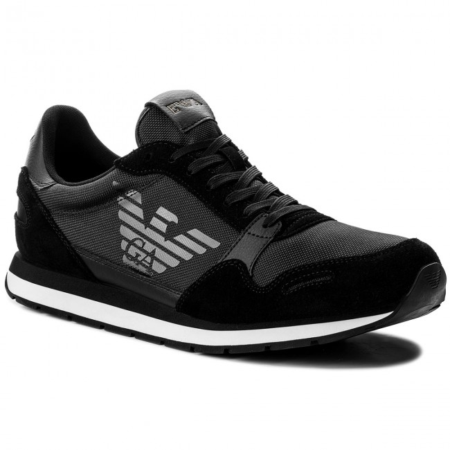 5fa4dd65ef232f Sneakers EMPORIO ARMANI - X4X215 XL198 A792 Black Black Black