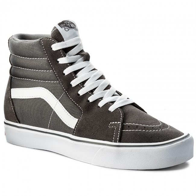 Sneakers VANS - Sk8-Hi Lite VN0A2Z5YOT4 (Suede Canvas) Pewter ... 0f2f1ceb7f