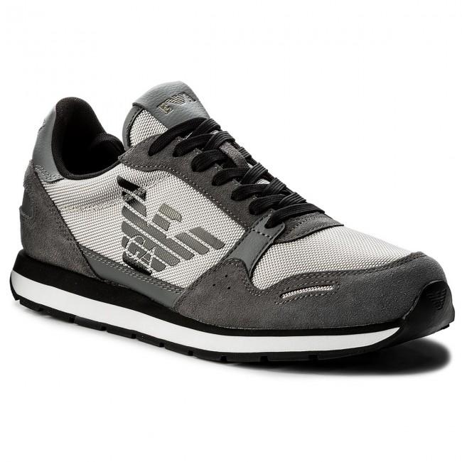 sneakers emporio armani x4x215 xl198 a927 ash ash ash sneakers
