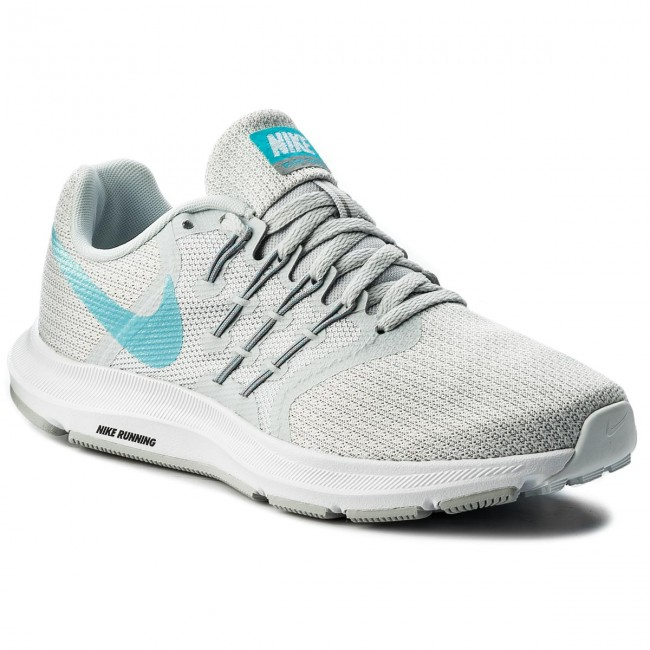 Shoes NIKE - Wmns Run Swift 909006 101 White Polarized Blue - Indoor ... 2bb0484b73611