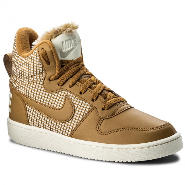 Nike Court Borough Mid SE Wheat