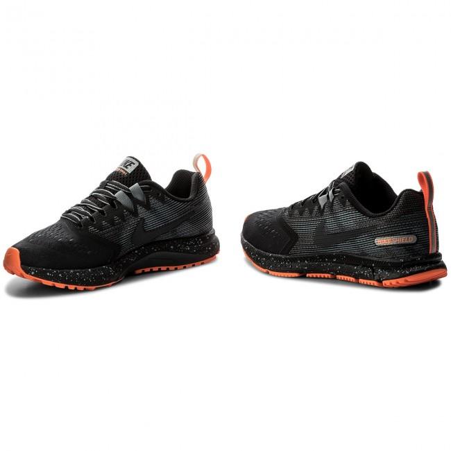 f201e4eb3f10 Shoes NIKE - Zoom Span 2 Shield 921720 001 Black Anthracite Cool Grey