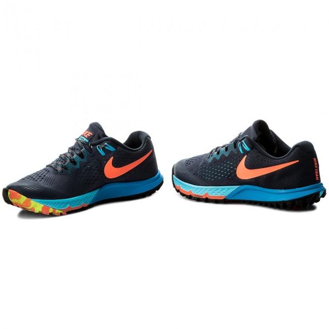 Shoes NIKE - Air Zoom Terra Kiger 4 880563 408 Thunder Blue Total Crimson c094cc484