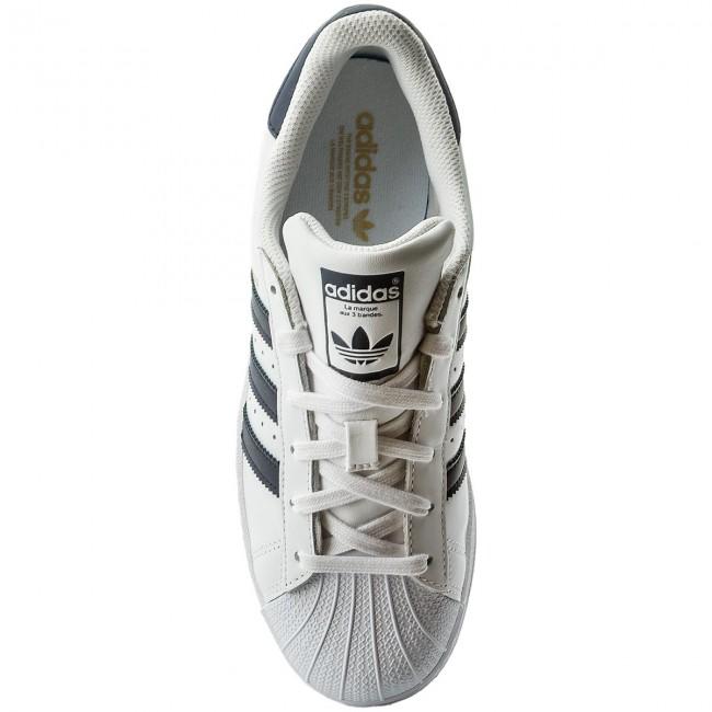big sale 48ce2 ae0a0 Shoes adidas - Superstar CM8082 Ftwwht Conavy Ftwwht - Sneakers - Low shoes  - Women s shoes - www.efootwear.eu