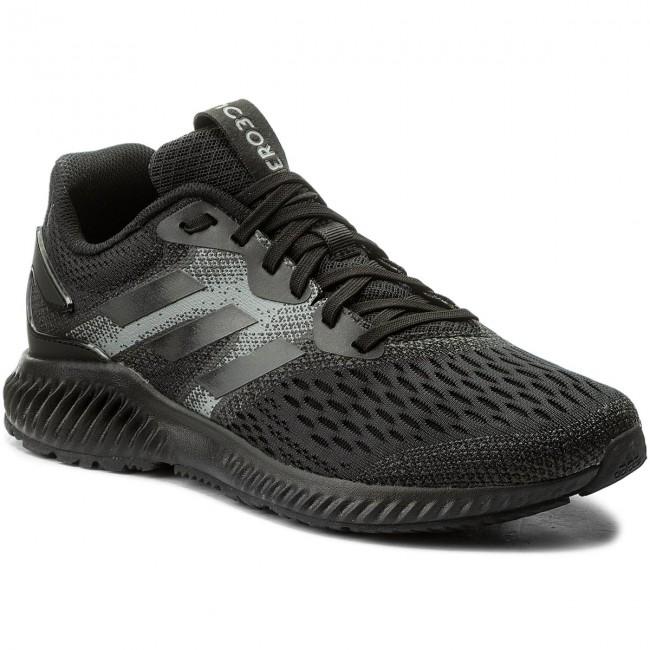 new concept e128b 5ed7d Shoes adidas - Aerobounce M CQ0819 CblackCblackGrefou