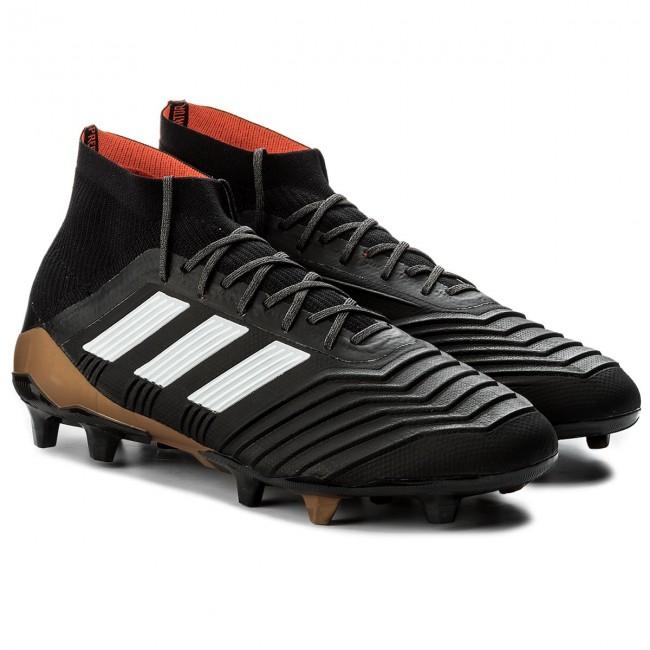 cc73d78f05e5 Shoes adidas - Predator 18.1 Fg BB6354 Cblack Ftwwht Solred - Football -  Sports shoes - Men s shoes - www.efootwear.eu