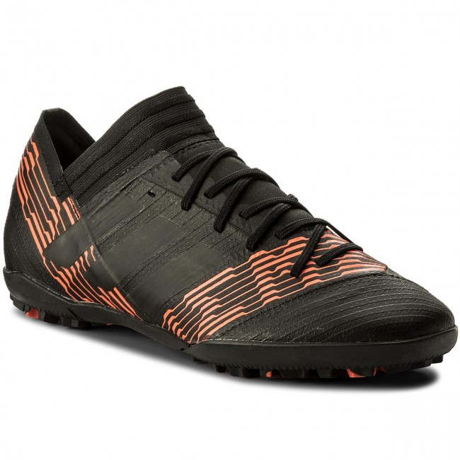 25e1f2222 Shoes adidas - Nemeziz Tango 17.3 Tf CP9098 Cblack/Cblack/Solred ...