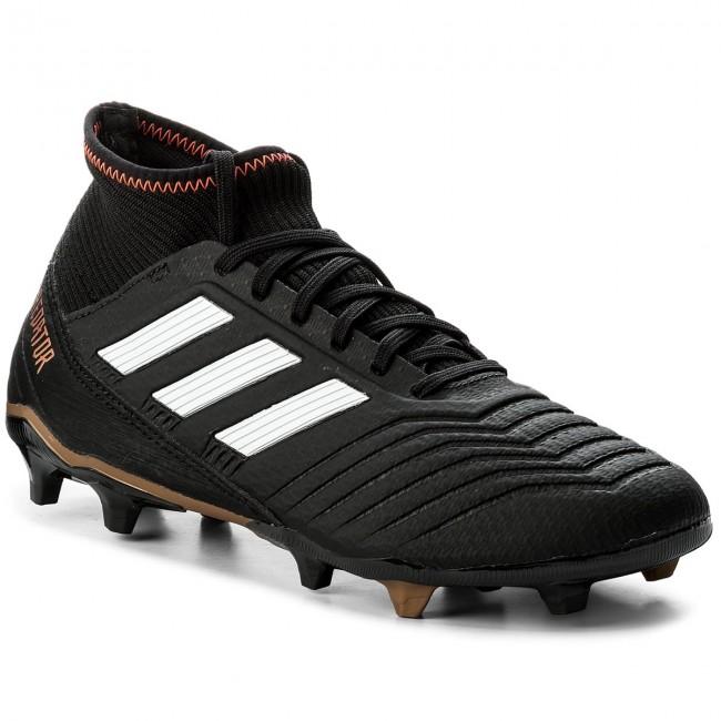 752a2b3173bd Shoes adidas - Predator 18.3 Fg CP9301 Cblack Ftwwht Solred ...