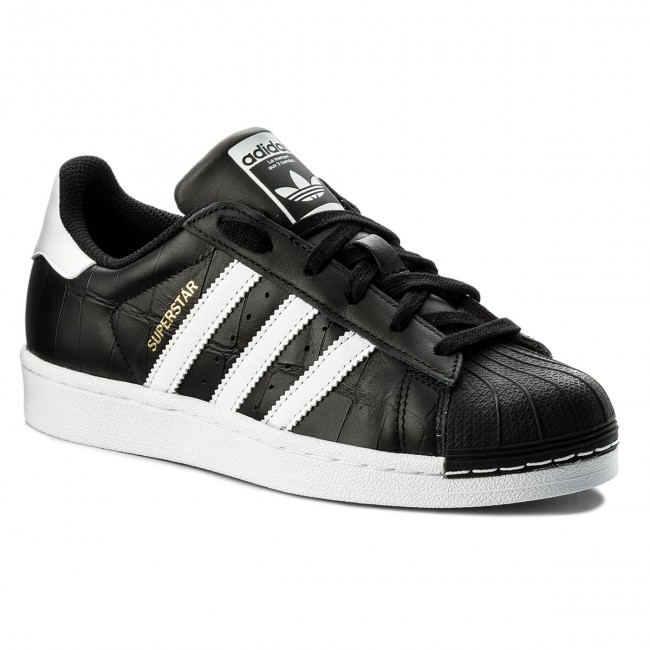 46f2124ce Shoes adidas - Superstar AC8557 Cblack Ftwwht Ftwwht - Sneakers ...