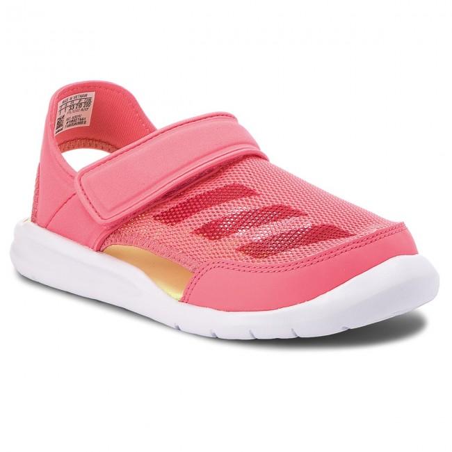 9c7ec1d6541b7d Sandals adidas - AltaSwim C AC8297 Chapnk Vivber Ftwwht - Sandals ...