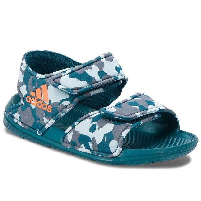 Sandals adidas - AltaSwim C CQ0047 Reatea Hireor Ashgre - Sandals ... 445a8b48206