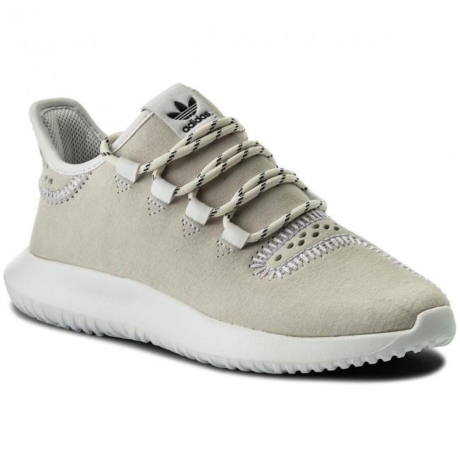 Zapatos adidas tubular de sombra cq0932 ftwwht / cblack / blanco de zapatillas
