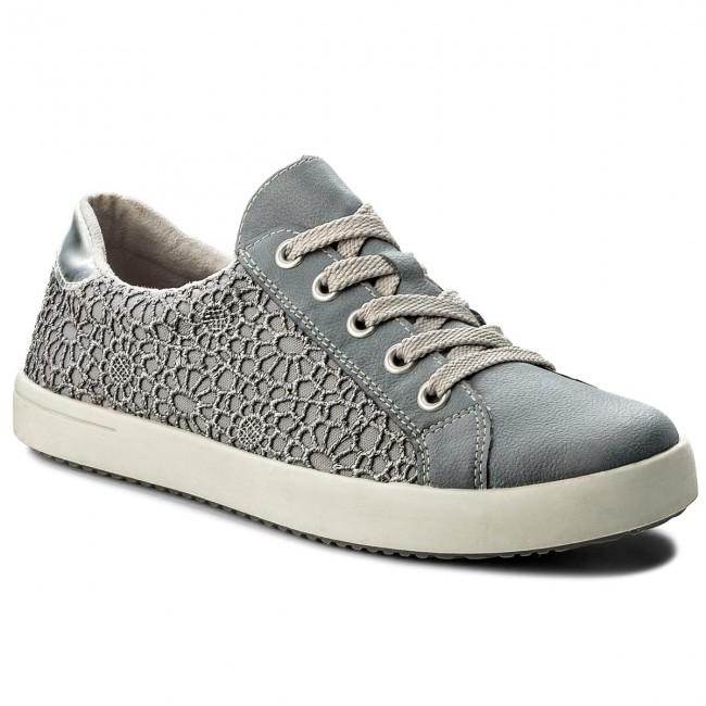 Zapatos RIEKER - K5205-12 Blue Combination LgDD8i