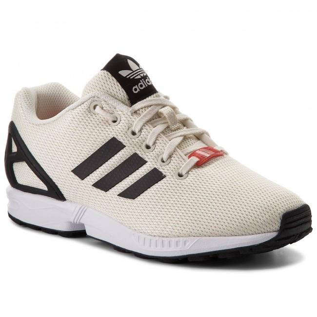 Schuhe adidas - Zx Flux CQ2834 Owhite/Cblack/Ftwwht bGM9OpAJ
