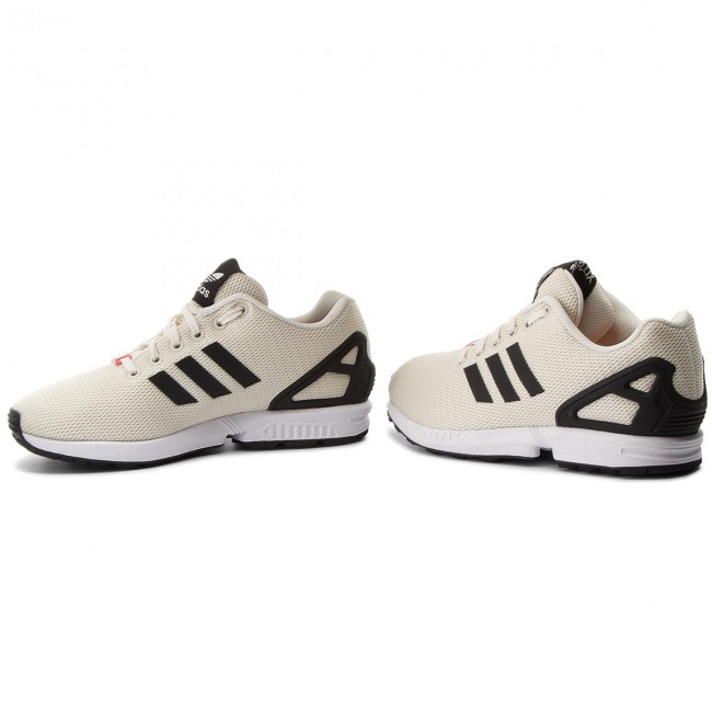 Schuhe adidas - Zx Flux CQ2834 Owhite/Cblack/Ftwwht C3Fh4U