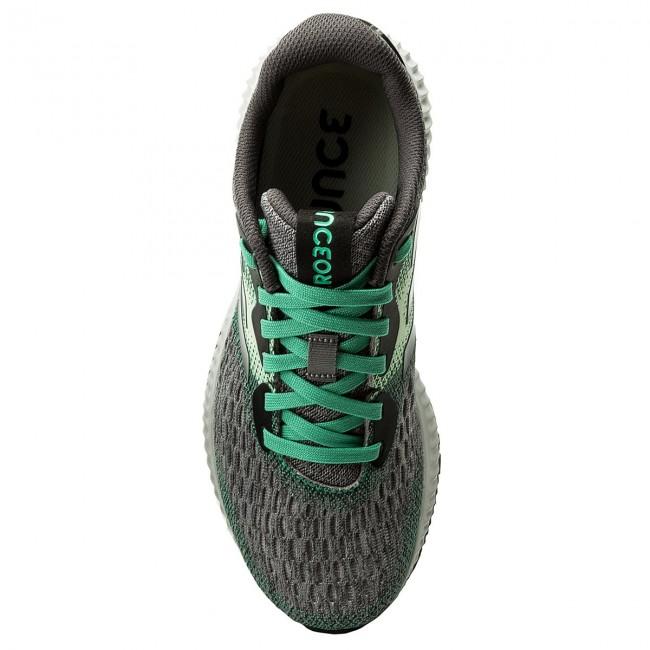 premium selection b4288 bdbba Shoes adidas - Aerobounce W CG4579 CblackAergrnHiregr - Indoor - Running  shoes - Sports shoes - Womens shoes - www.efootwear.eu