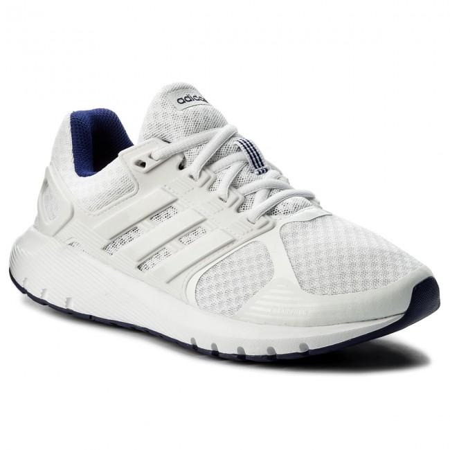 schuhe adidas duramo 8 w cp8756 ftwwht / fwwht / reapur indoor