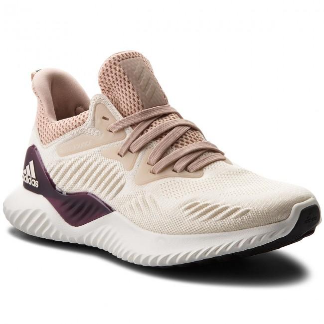 schuhe adidas alphabounce über db0206 ecrtin / ashpea indoor