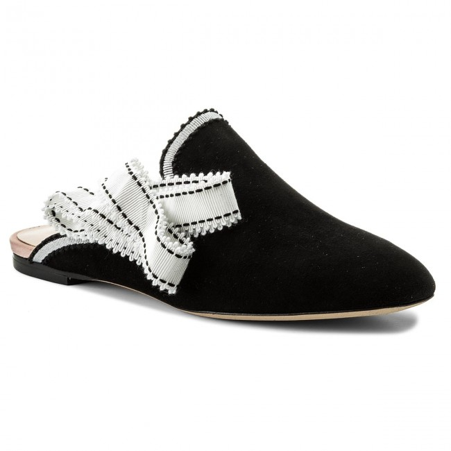 Cheap Perfect Bouganville Slippers Onyx Furla Best Cheap Price CfjMDtxx