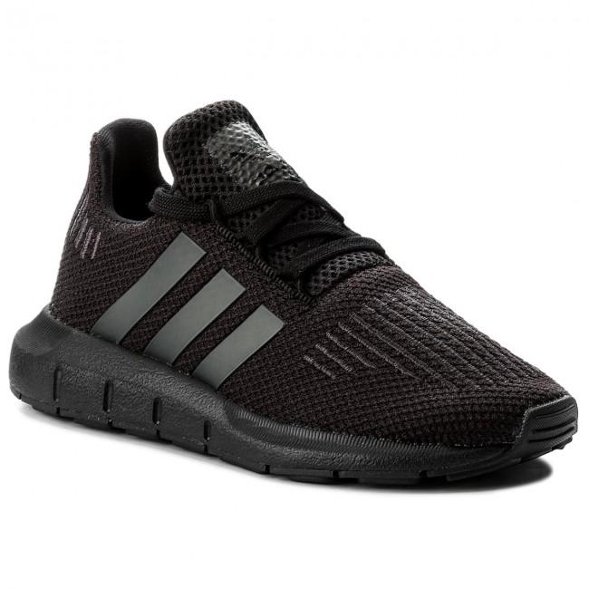 efeb97222 Shoes adidas - Swift Run C CP9434 Cblack Utiblk Cblack - Laced shoes ...