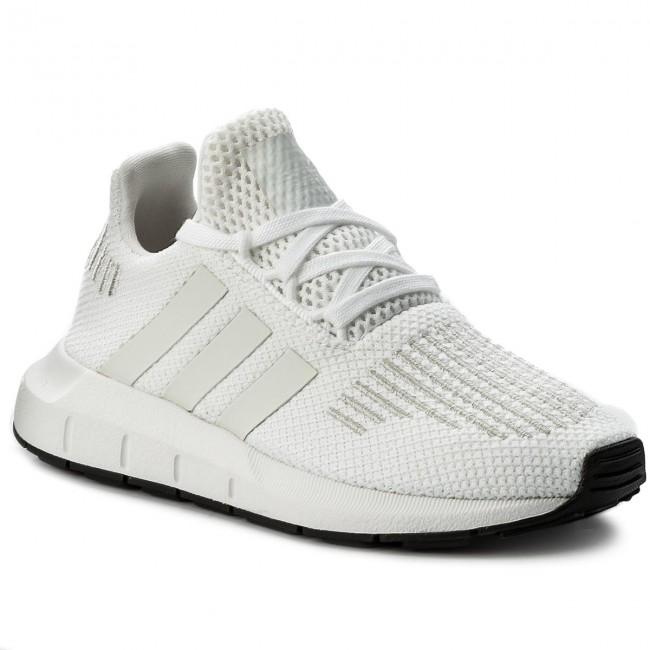e32373e43fa7 Shoes adidas - Swift Run C CP9435 Ftwwht Crywht Cblack - Laced shoes ...