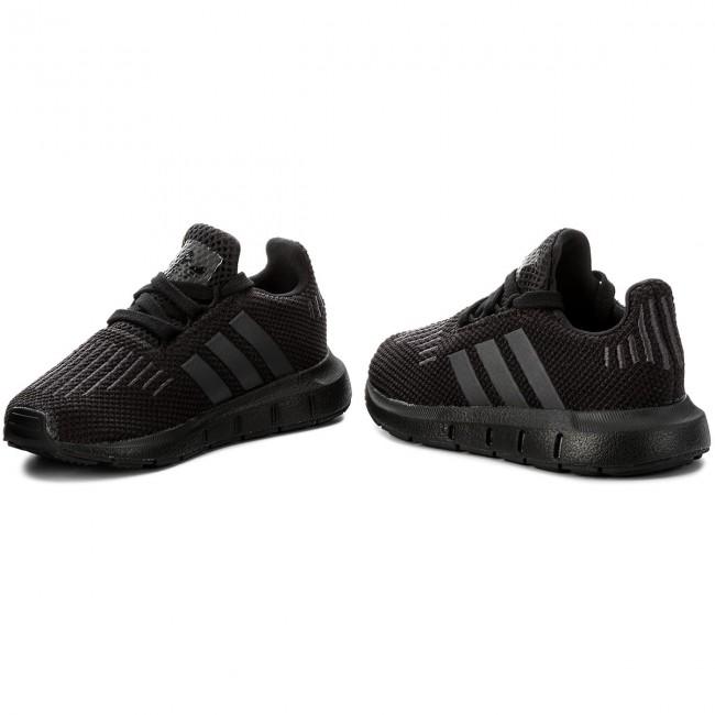 6ef3a3938b26e Shoes adidas - Swift Run I CP9461 Cblack Utiblk Cblack - Laced shoes ...