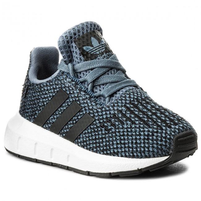 Zapatos adidas Swift Run me cq2710 rawste / cblack / cblack laced zapatos