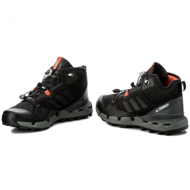 hot sale online 70549 e5cec Shoes adidas - Terrex Fast Mid Gtx-Surrou GORE-TEX BB0948 Cblack Cblack