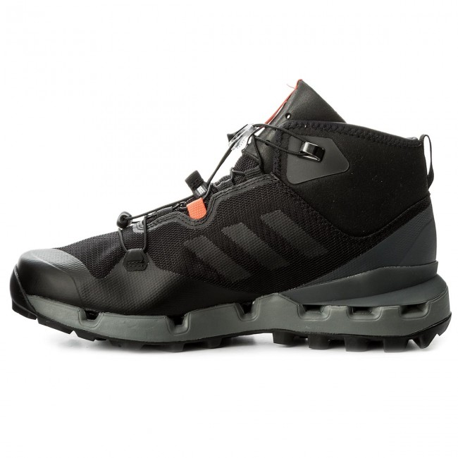 half off 6bf66 d0b06 Shoes adidas - Terrex Fast Mid Gtx-Surrou GORE-TEX BB0948 Cblack Cblack Visgre  - Trekker boots - Sports shoes - Men s shoes - www.efootwear.eu