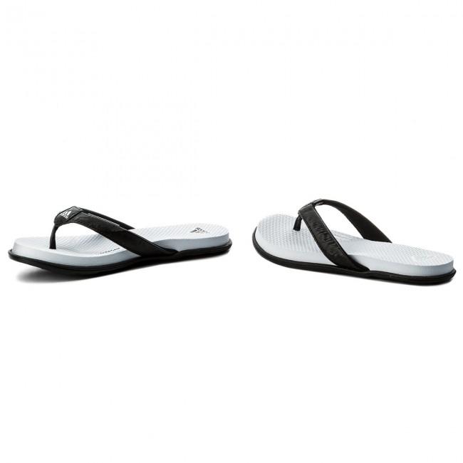 2460d1e24e Slides adidas - Cloudfoam One Y W CG2806 Cblack Cblack Aerblu - Flip ...