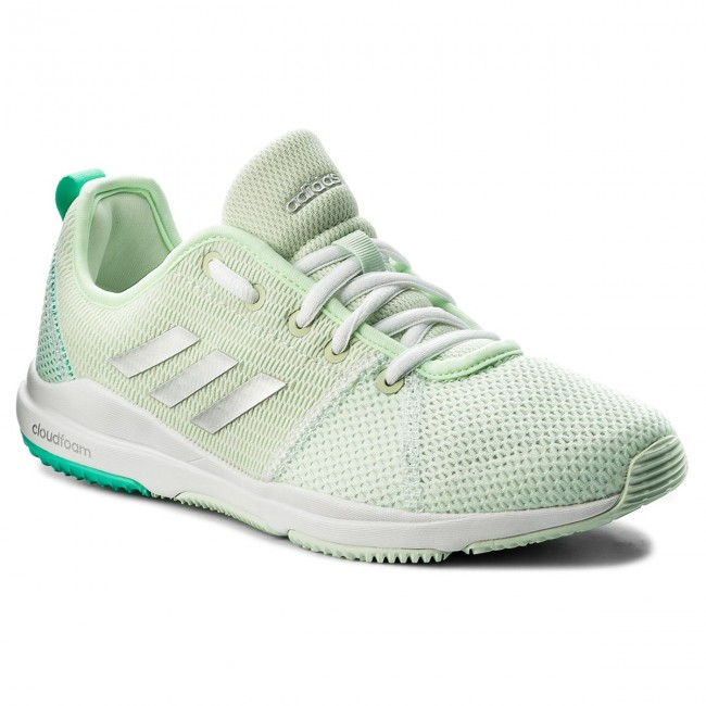 huge selection of 7a1ed 57817 Shoes adidas - Arianna Cloudfoam CG2847 AergrnSilvmtFtwwht