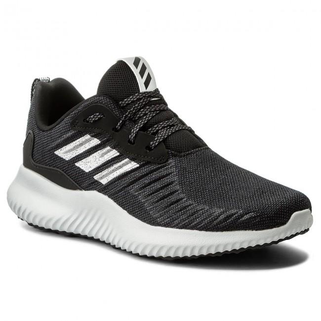Shoes adidas Alphabounce Rc W CG4745 CblackSilvmtGrefiv