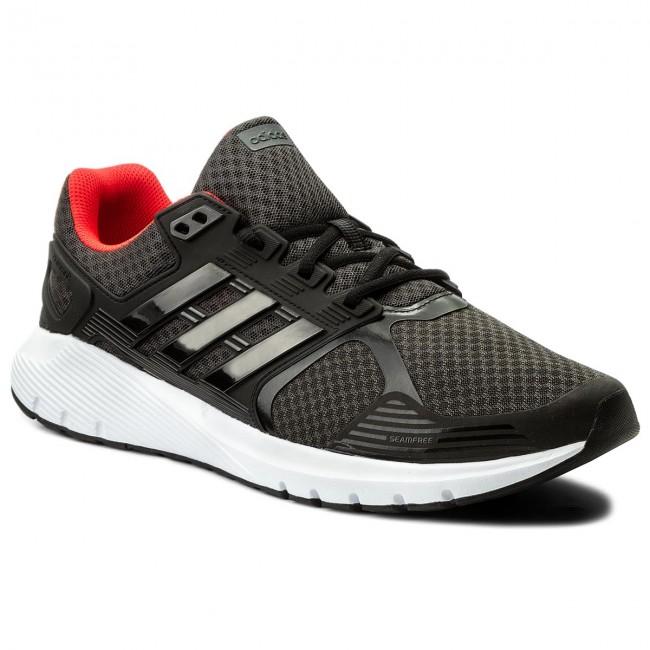 scarpe adidas duramo 8 cp8738 carbonio / cblack / hirere indoor